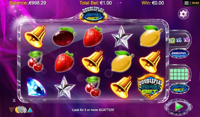 Double Play SuperBet Spilleautomat fra NextGen Gaming