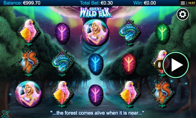 Great Wild Elk Spilleautomat fra NextGen Gaming